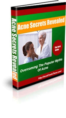 Product picture Acne Secrets Revealed-100 Affiliate Commission