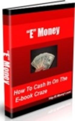 Product picture E Money - 100 Affiliate Commission