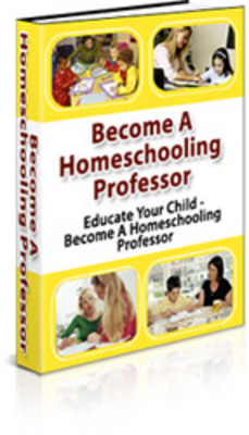 Product picture Homeschooling Your Child PLR Package