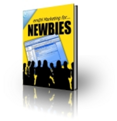 Product picture Email Marketing Newbies PLR Package