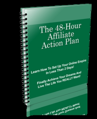 Product picture Affiliate 48 Hour Plan PLR Package