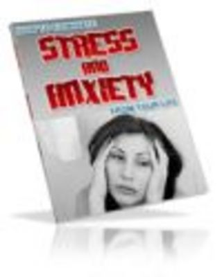 Product picture Eliminate Stress and Anxiety From Your Life PLR Package