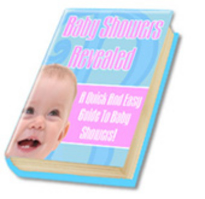 Product picture Quick and Easy Guide To Baby Showers Total PLR Package